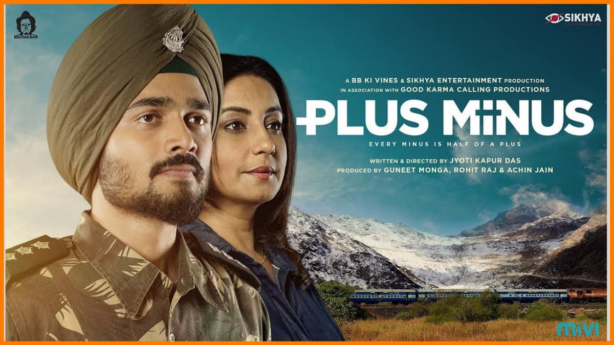 Bhuvan's Bam First Short Film- Plus Minus
