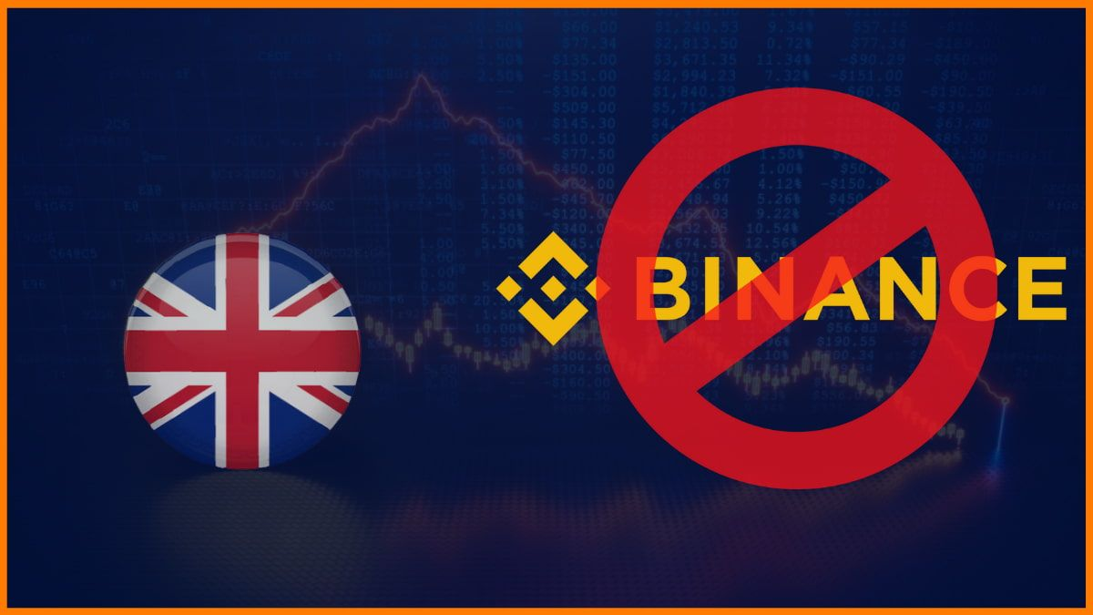 Why the UK banned the world's largest cryptocurrency exchange, Binance?