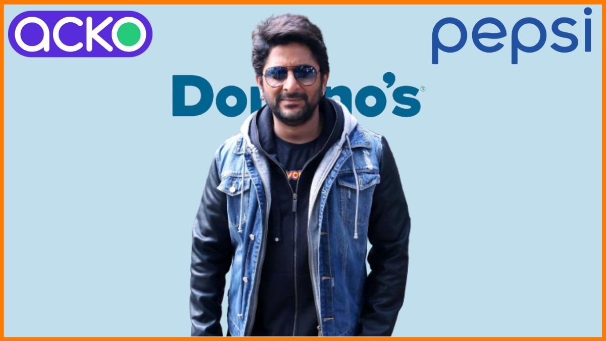 Top Brands Endorsed by Arshad Warsi