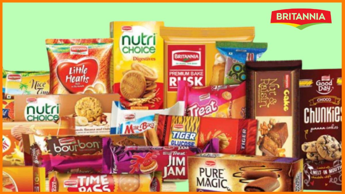 Britannia Industry Products