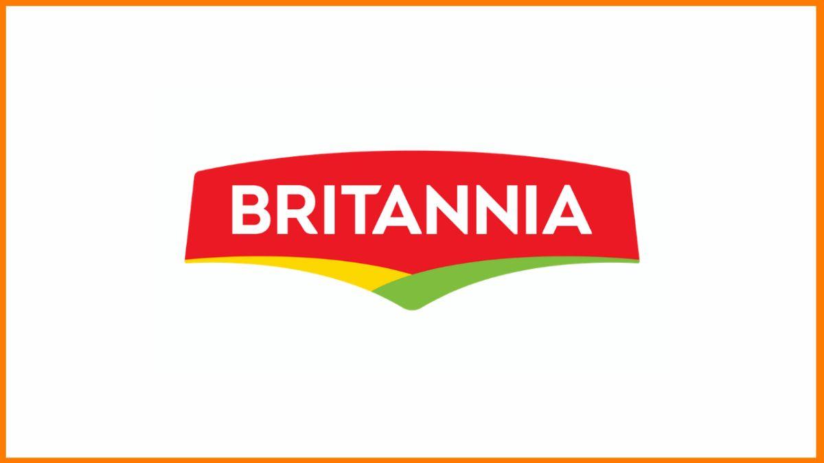 Logo of Britannia Industries Ltd.