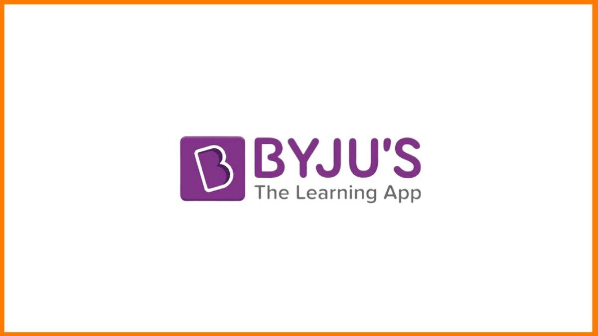 BYJU'S Logo | Indian Unicorn Startup