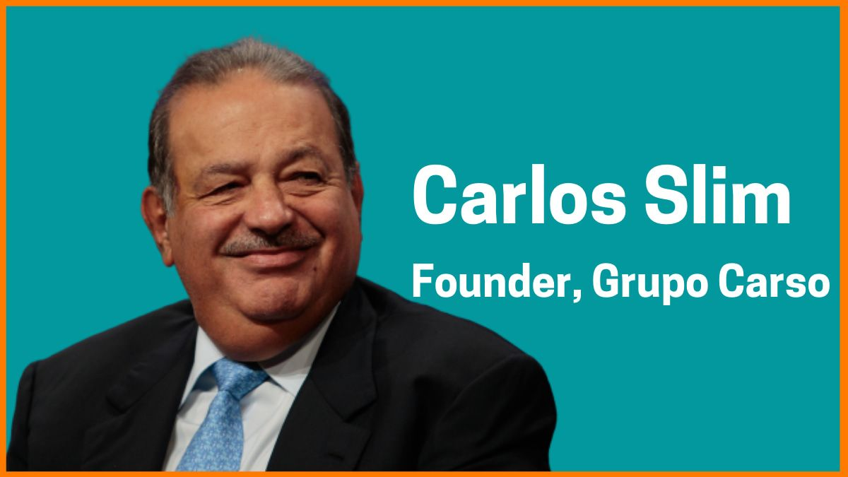 Carlos Slim Income | Salary of Richest People in the World