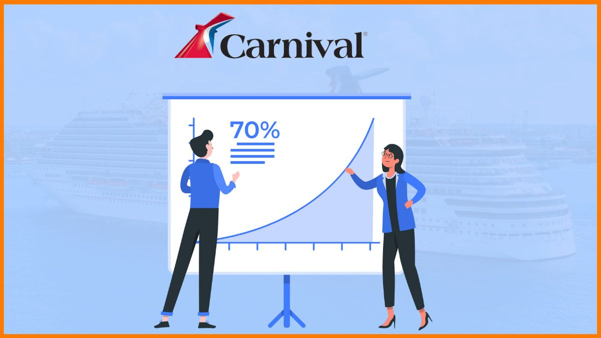 Why Carnival, the biggest Cruise company, facing shortage of ships to deliver?