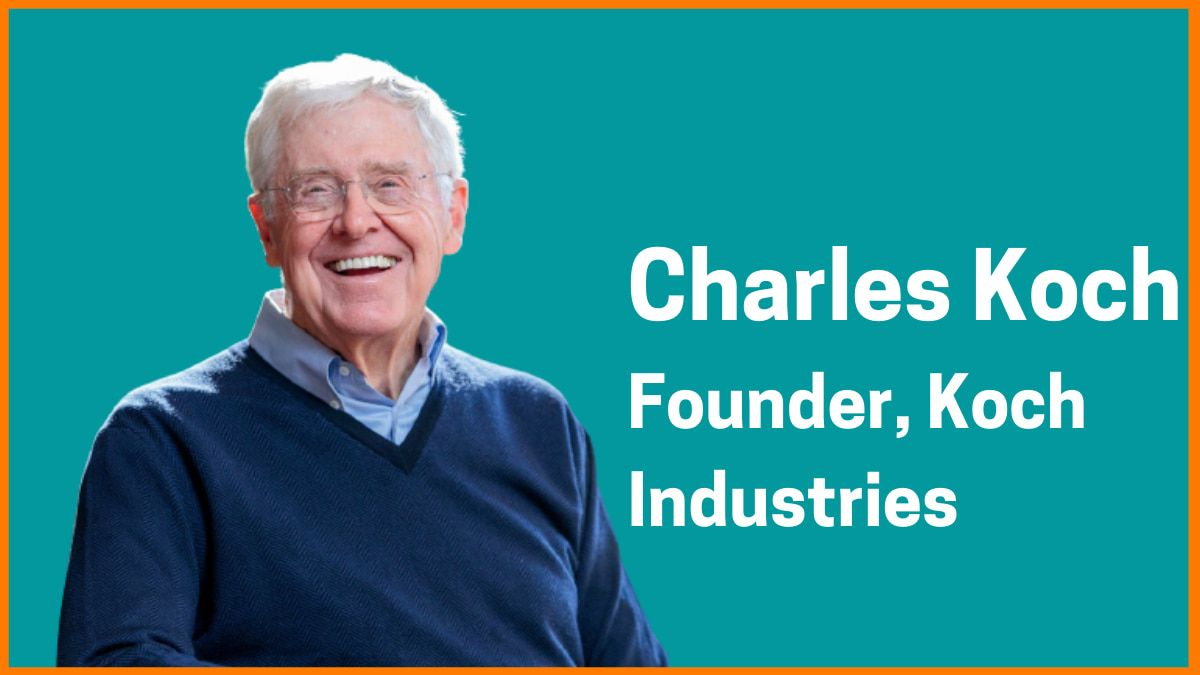 Charles Koch Income | Salary of Richest People in the World