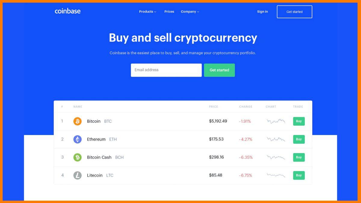 Coinbase | Y combinator's Startup