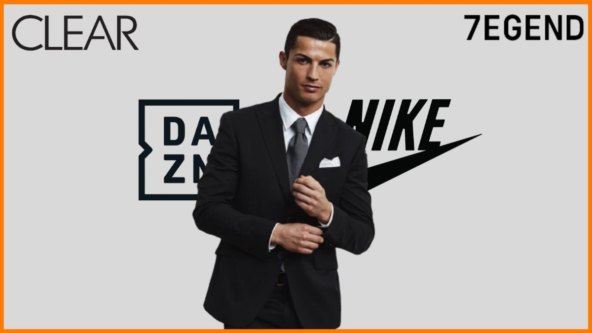 List of Brands Endorsed by Cristiano Ronaldo