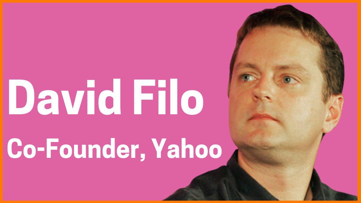 Story of David Filo: Co-Founder Of Yahoo!