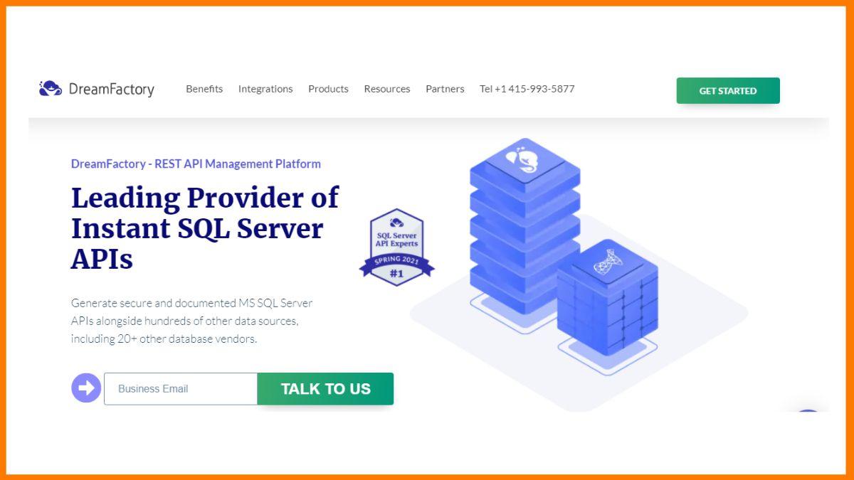 DreamFactory-No-Code-API-Generator-Startuptalky