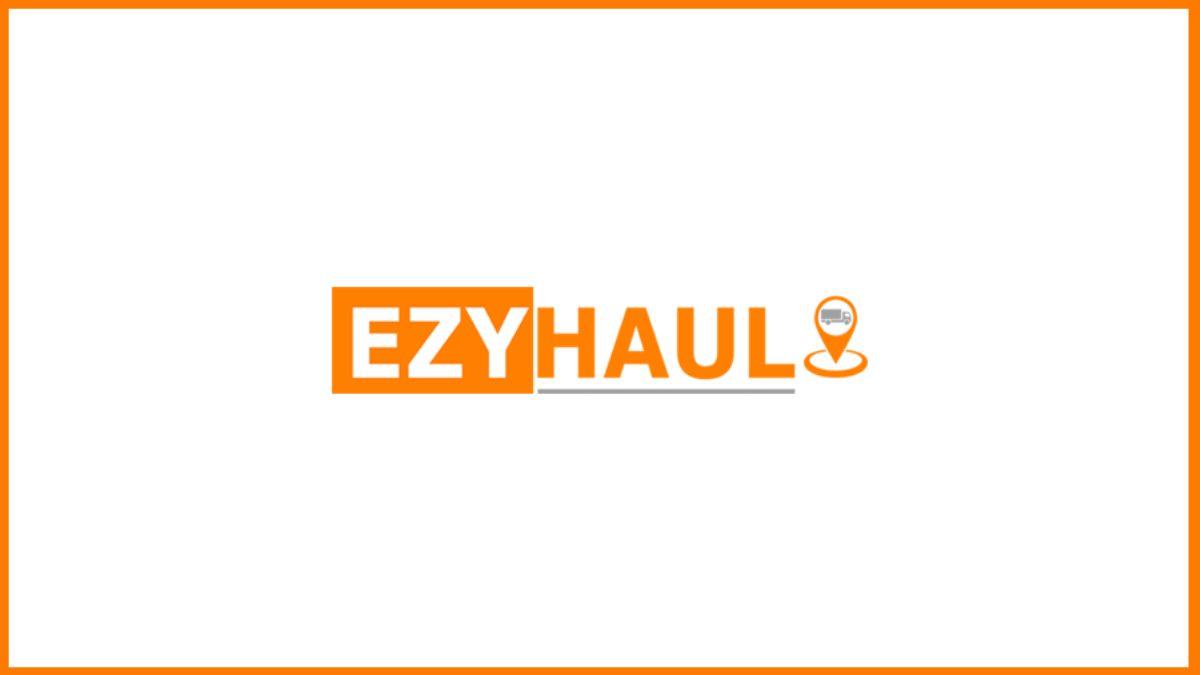 Ezyhaul Tagline and Logo