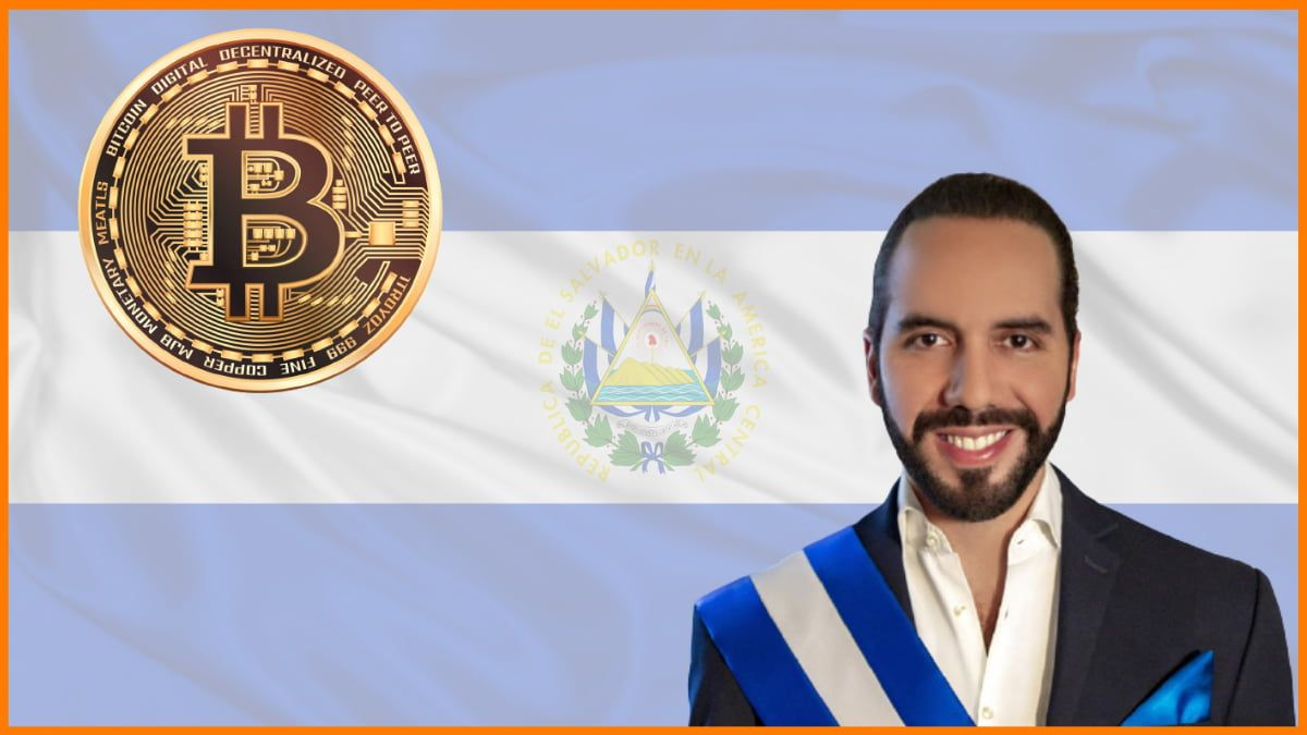 How El Salvador became the First country to declare Bitcoin as Legal Tender?