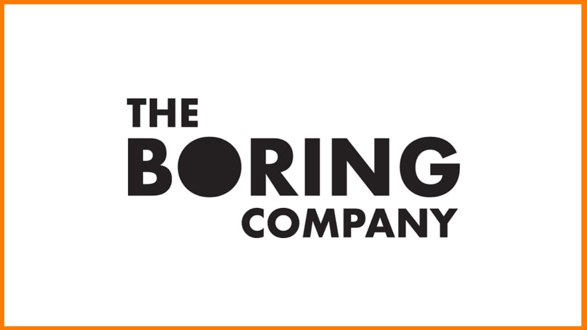 The Boring Company logo elon musk