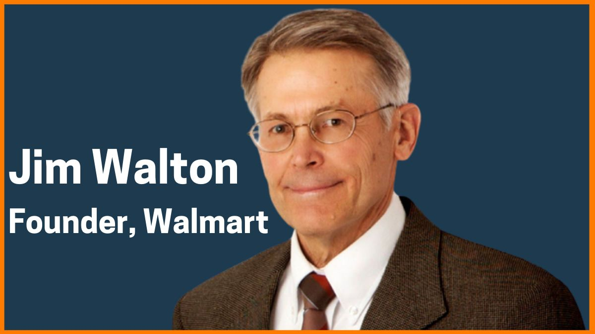 Jim Walton Income | Salary of Richest People in the World