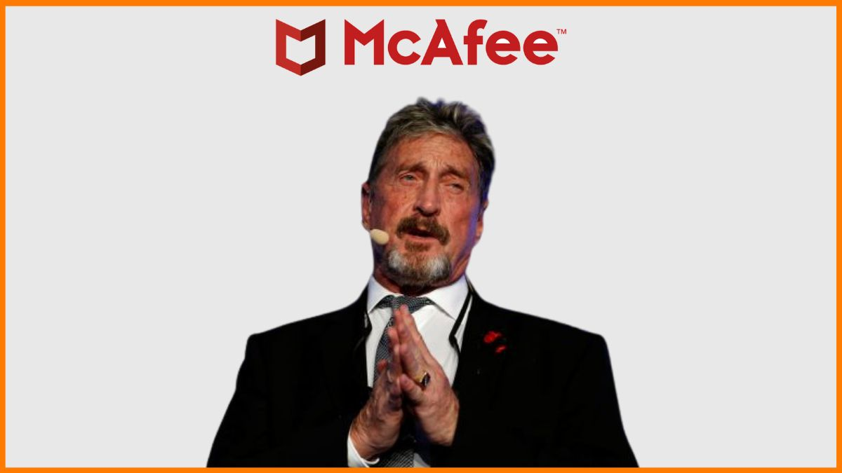 The Story of John McAfee - The Infamous Techie
