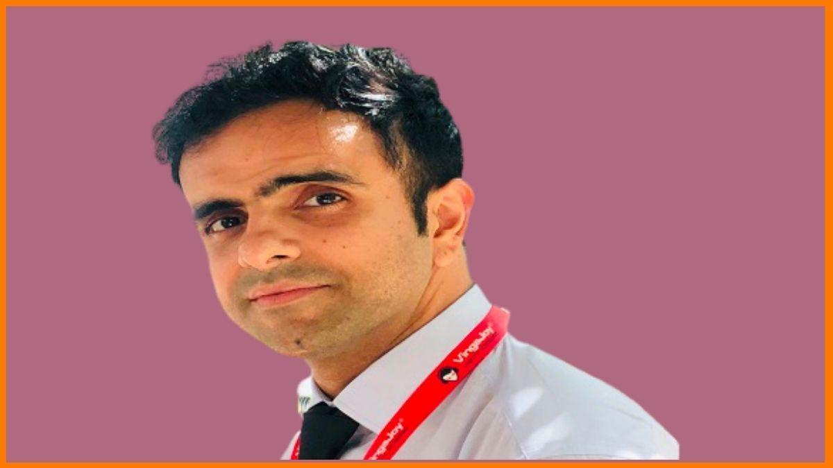 Lalit Arora - Co-founder, Vingajoy