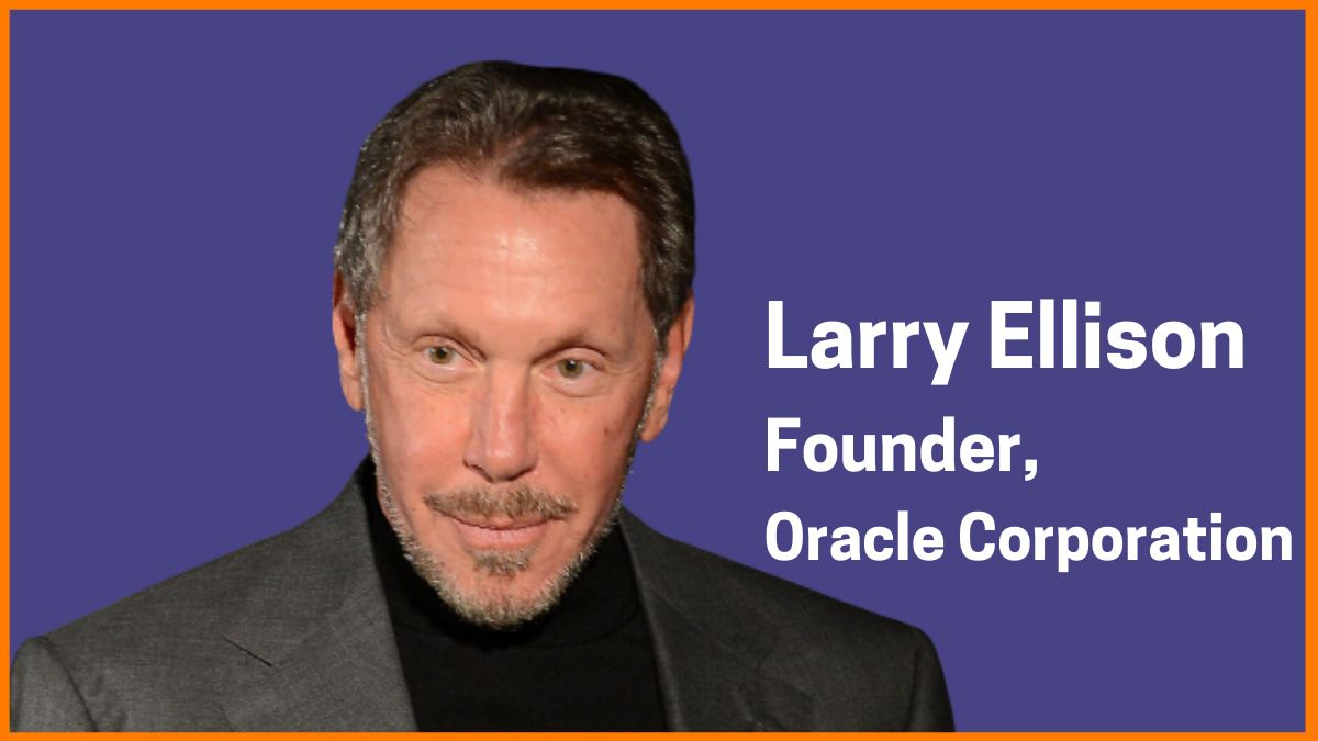 Larry Ellison Income | Salary of Richest People in the World