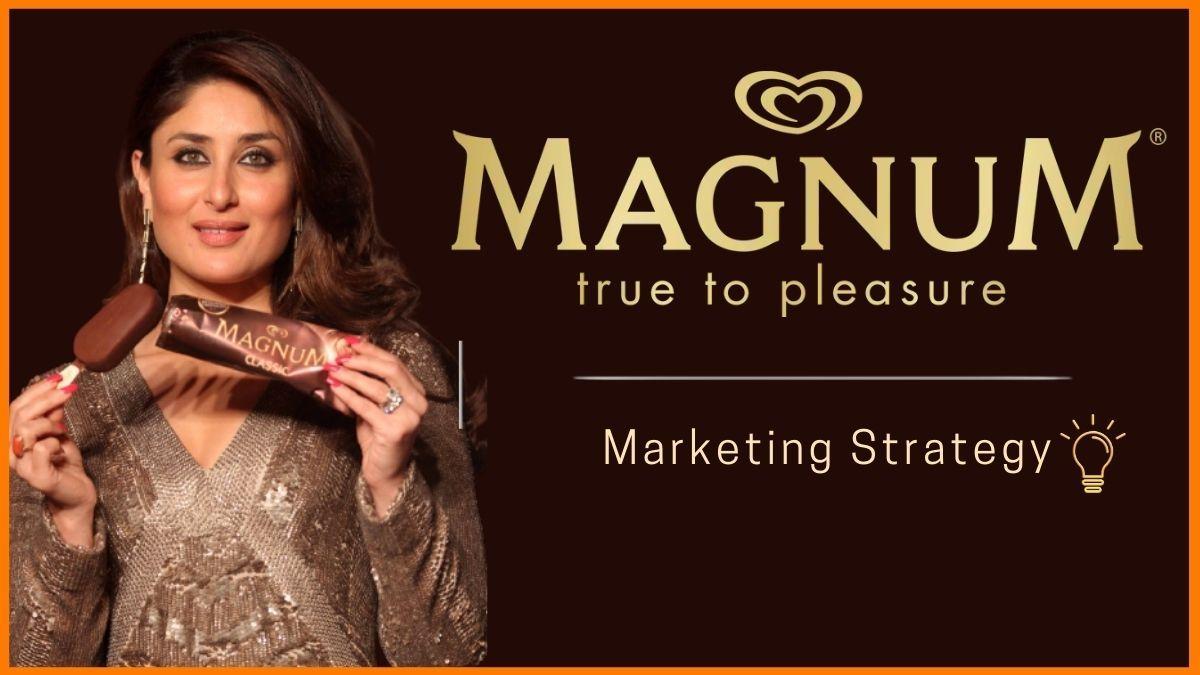 Secret Behind Magnum Ice Cream's Successful Marketing Strategy