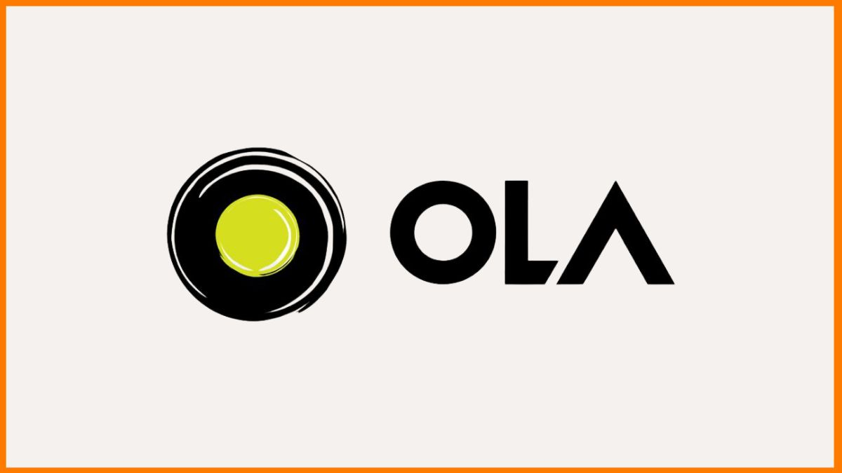 Ola Logo | Best Startups of the Decade