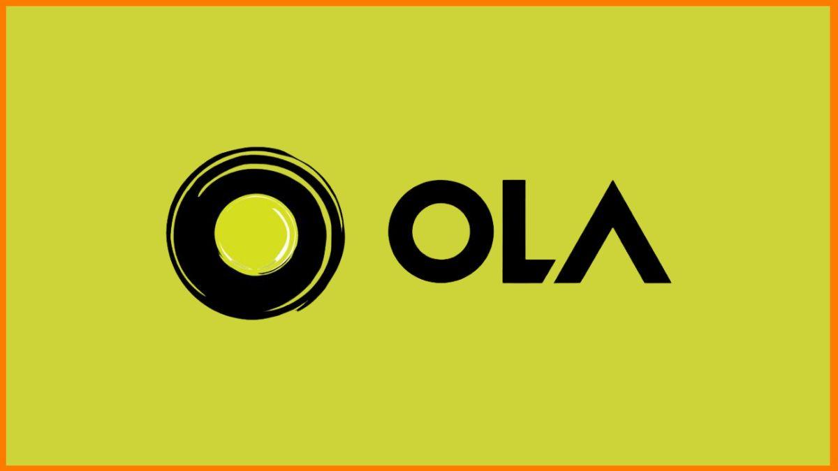 Ola Logo | Indain Unicorn Startup