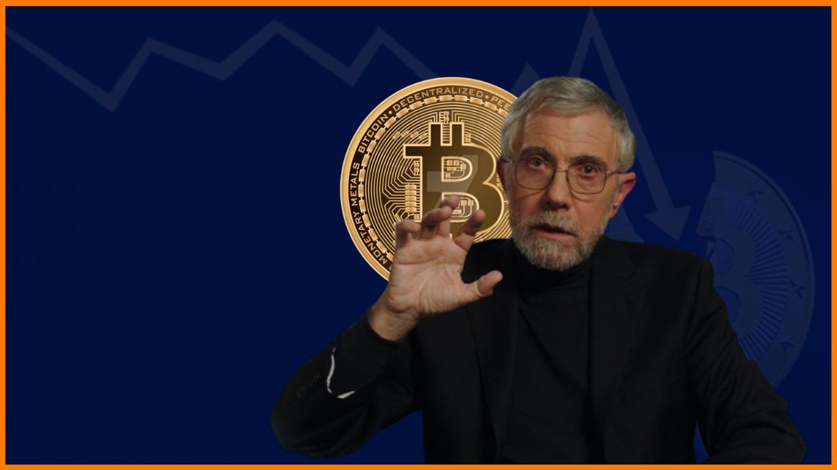 Why Paul Krugman, The Famous Economist, thinks Bitcoin is a Cult?