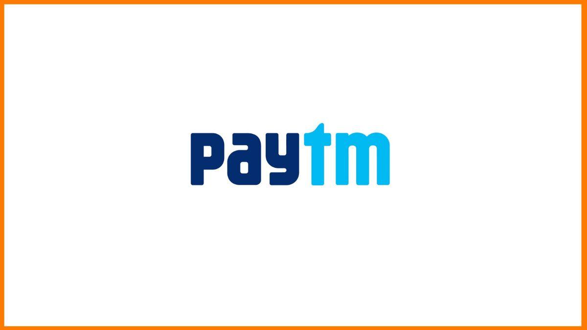 Paytm Logo | Unicorn Startup in India