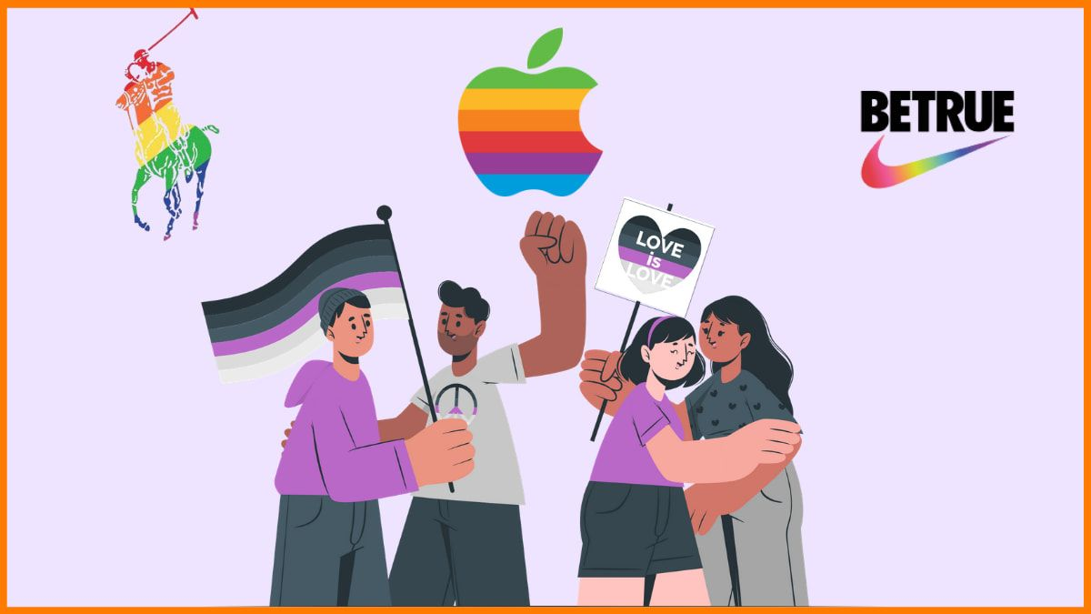 How these Top Brands Celebrated the Pride month
