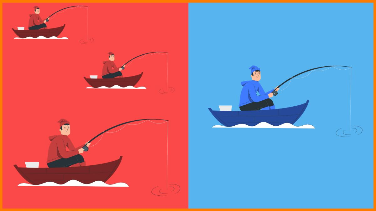 Difference between Red Ocean Strategy and Blue Ocean Strategy Explained