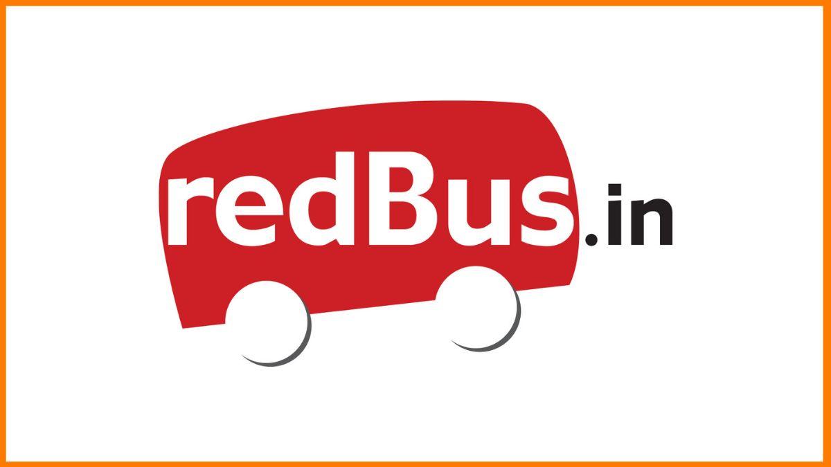 RedBus Logo | Best Startups of the Decade