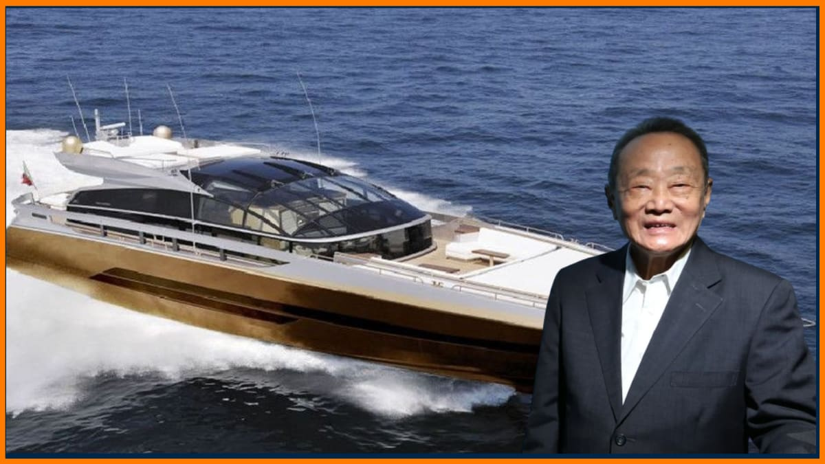History Supreme owned by Robert Kuok