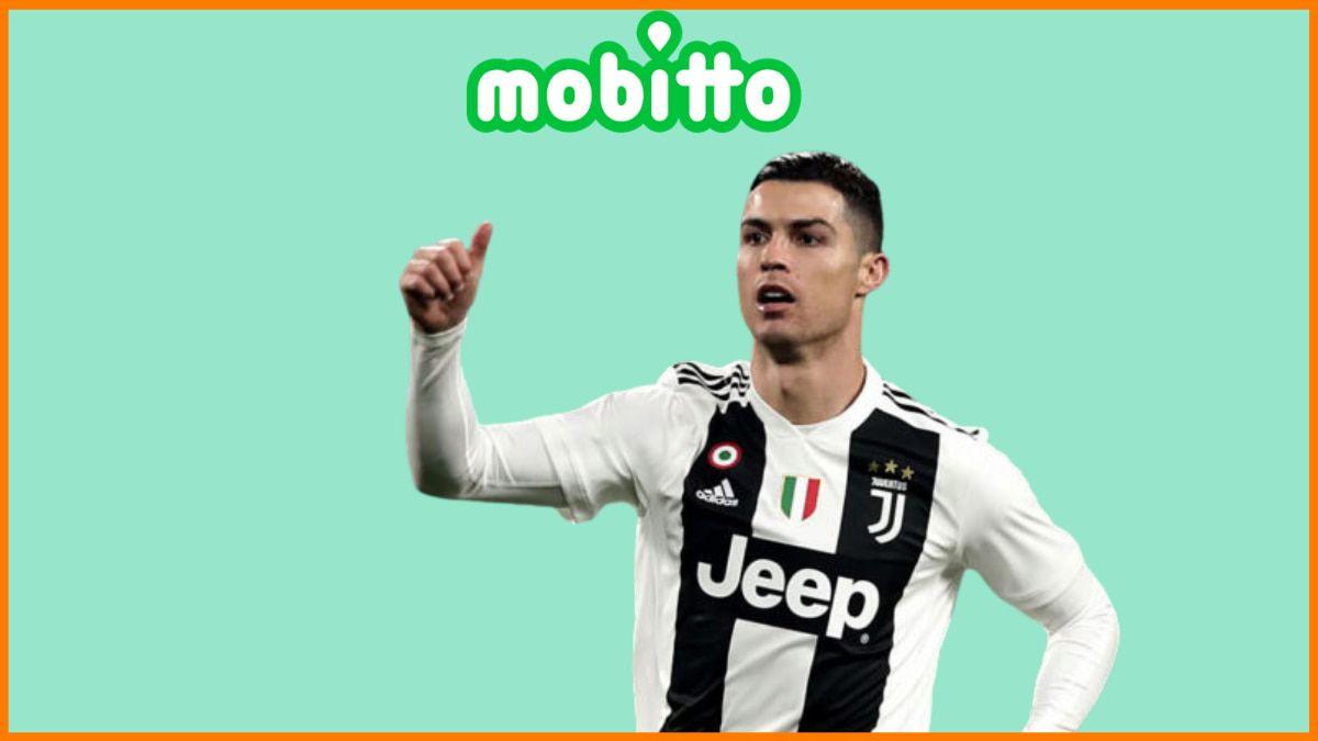 Cristiano Ronaldo investment in Mobitto