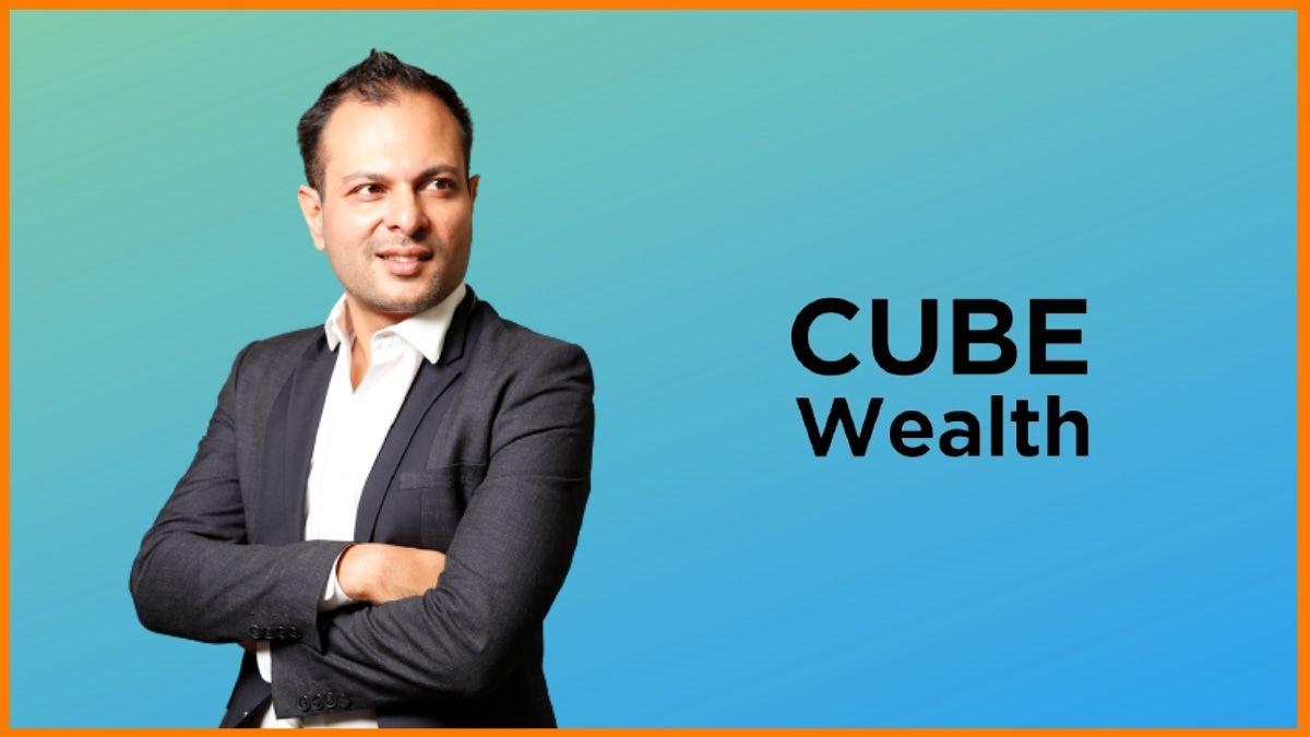 Satyen Kothari, founder cube wealth