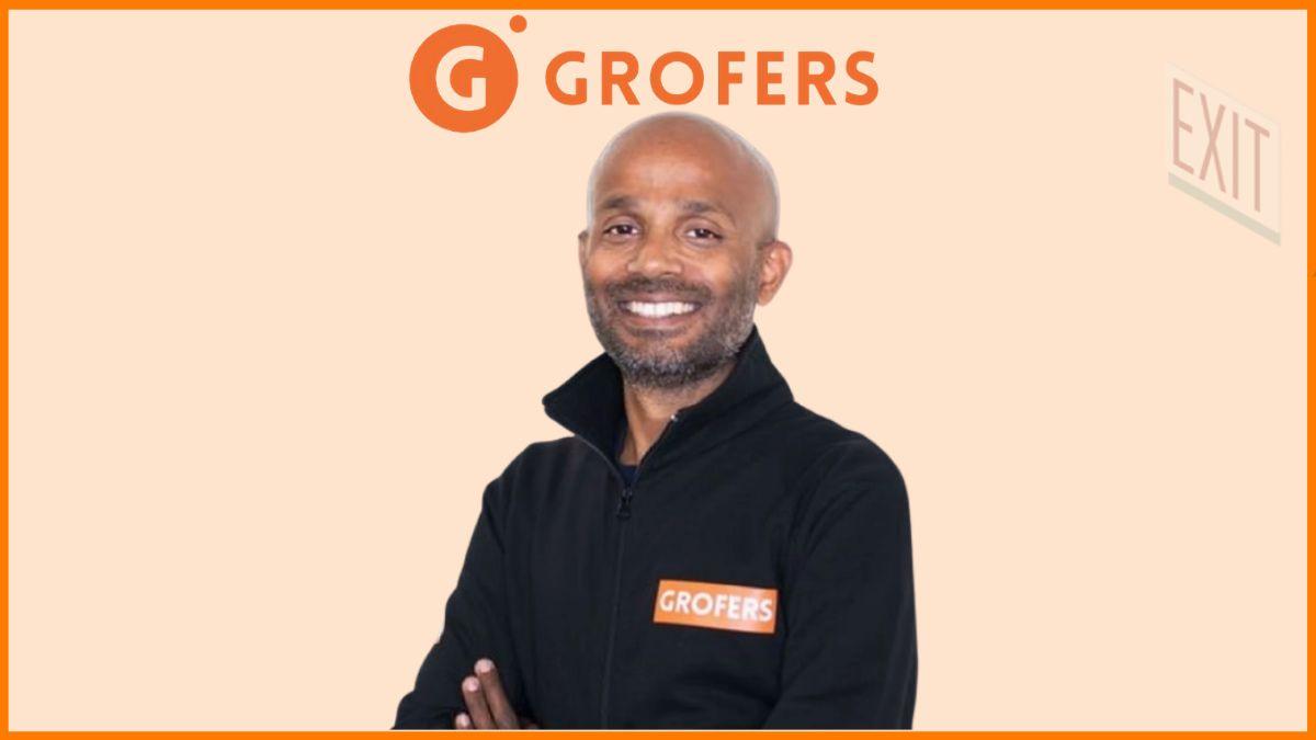 Saurabh Kumar - Why is Grofers cofounder leaving the company?