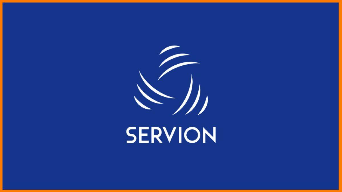 Servion Logo
