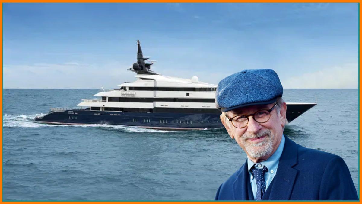 Seven Seas owned by Steven Spielberg