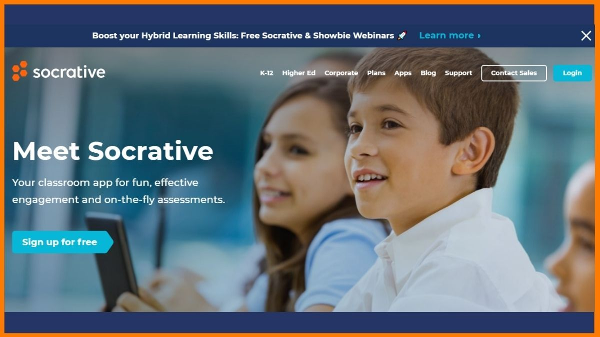 Socrative Classroom and Learning