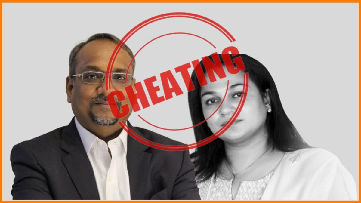 Story of Meenu Agarwal - Wife of Oracle's Director booked in Cheating case