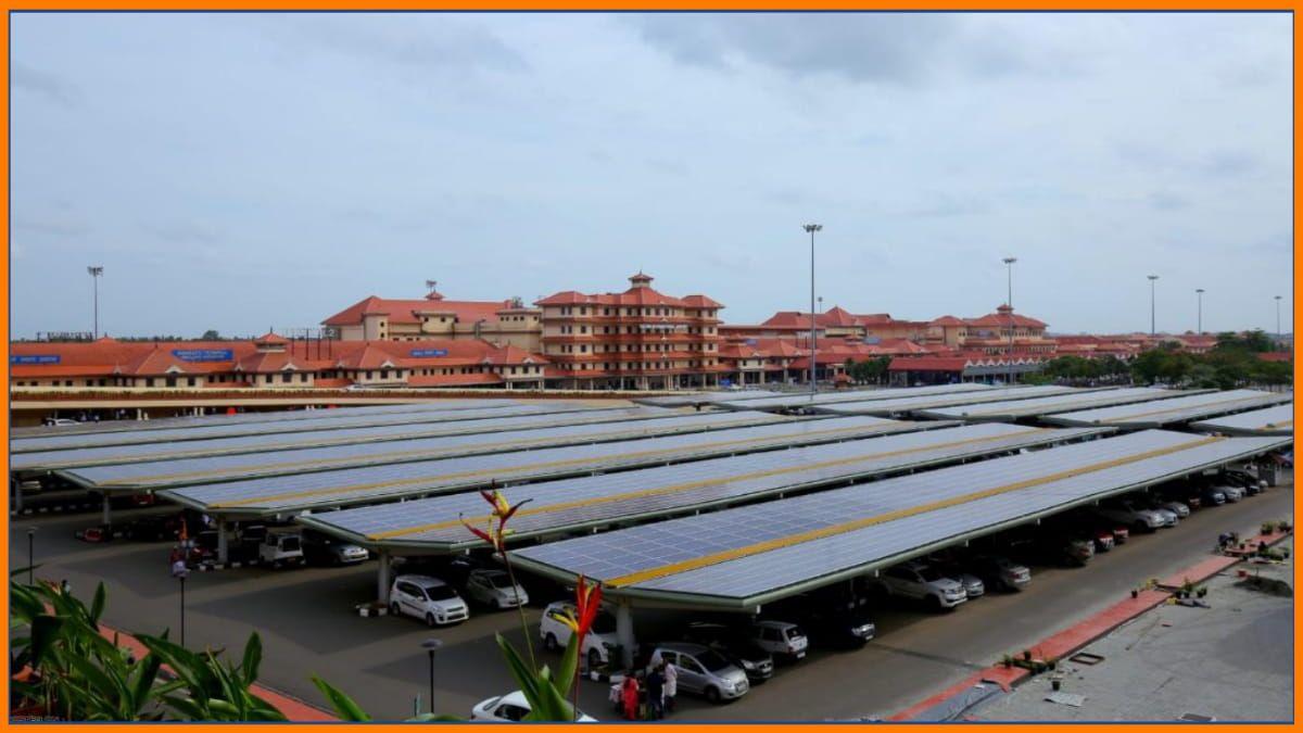 Tata Solar Car port