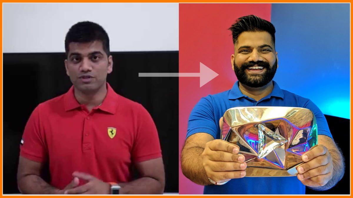 Success story of Technical Guruji - Gaurav Chaudhary