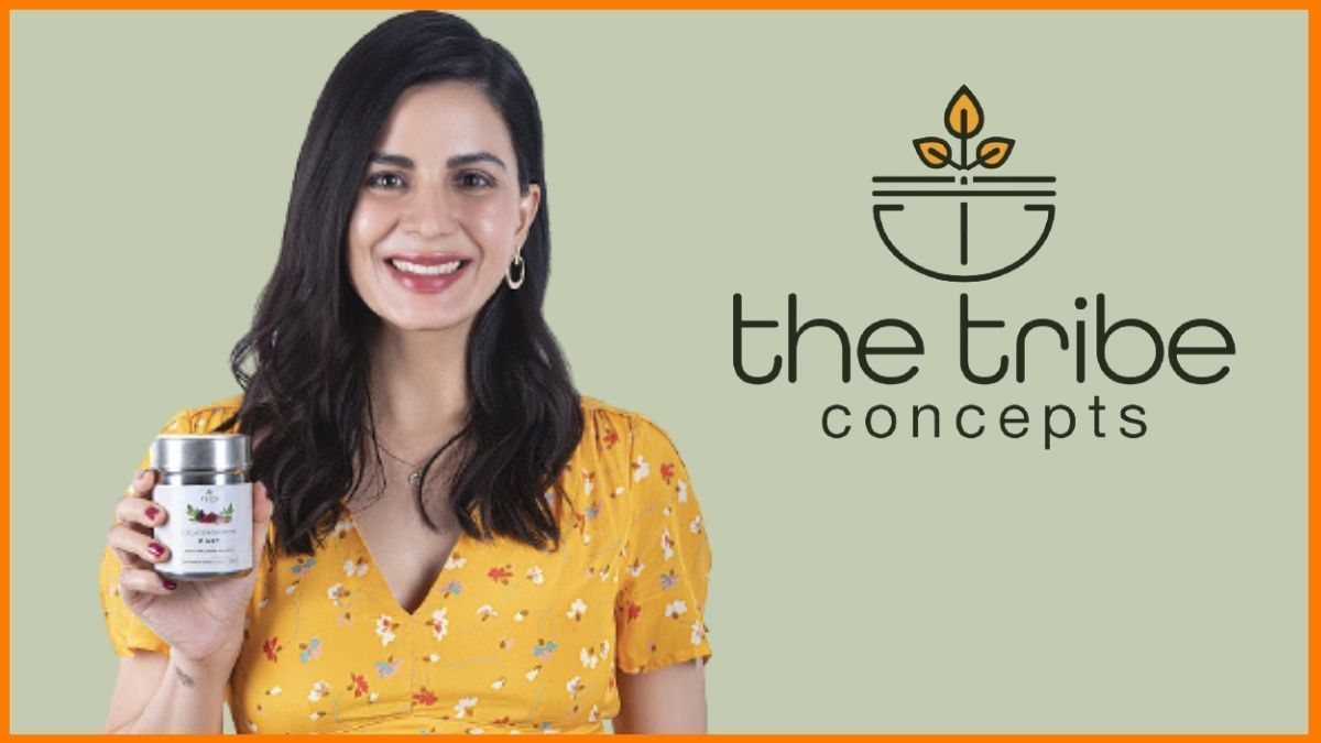 Kirti Kulhari is the face of The Tribe Concepts' Collagen Boosting Kit