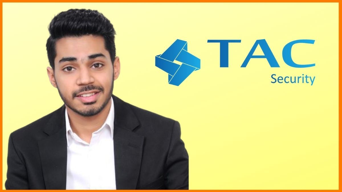 Trishneet Arora Story - Founder & CEO of TAC Security