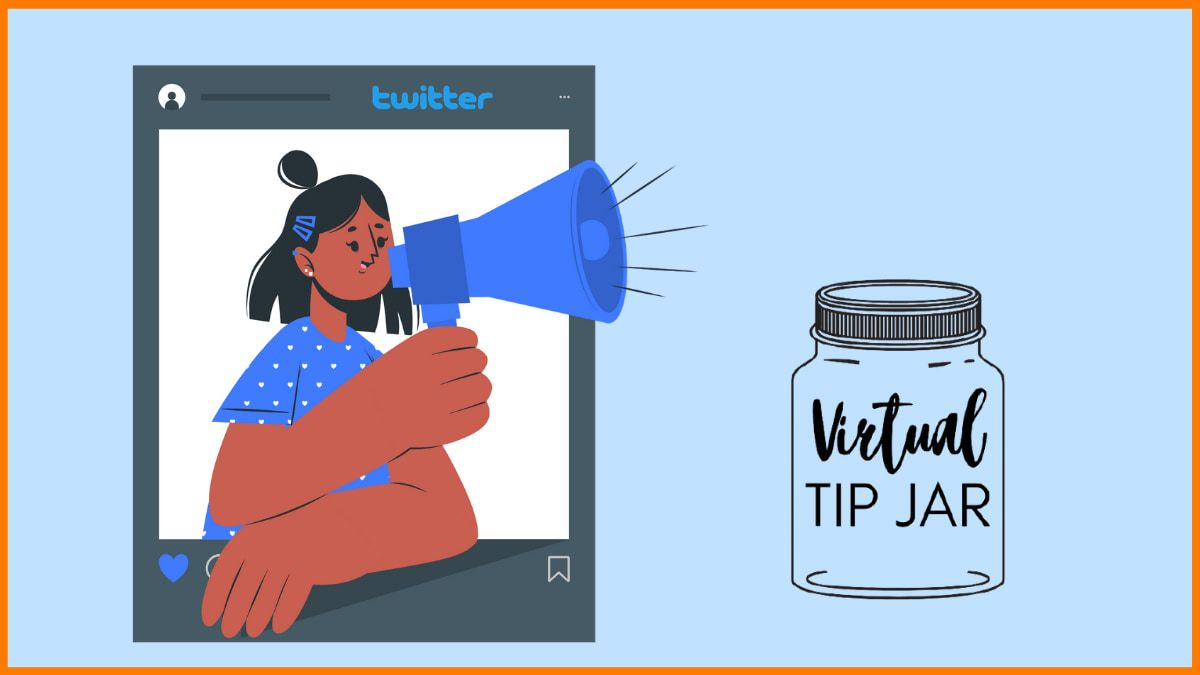 What is the Tip Jar option on Twitter   Twitter creators can now earn through their content