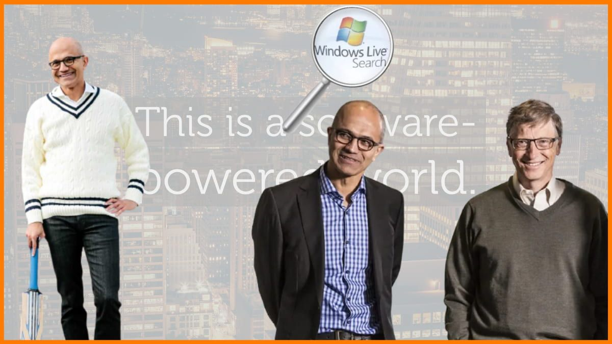 Unknown Facts about Satya Nadella you might not know about