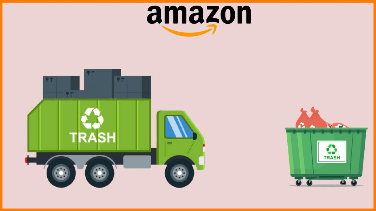 Why Amazon UK Warehouse destroys over 100,000 items every week?