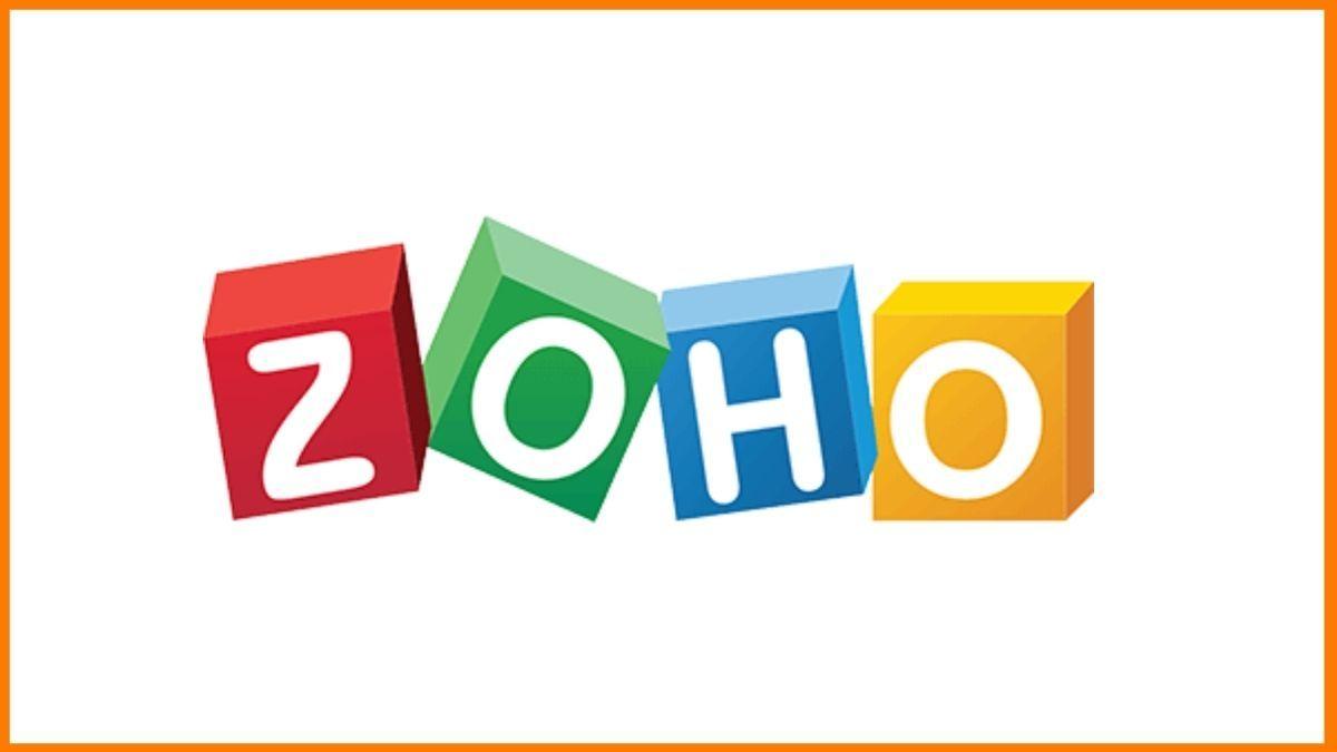 Zoho logo
