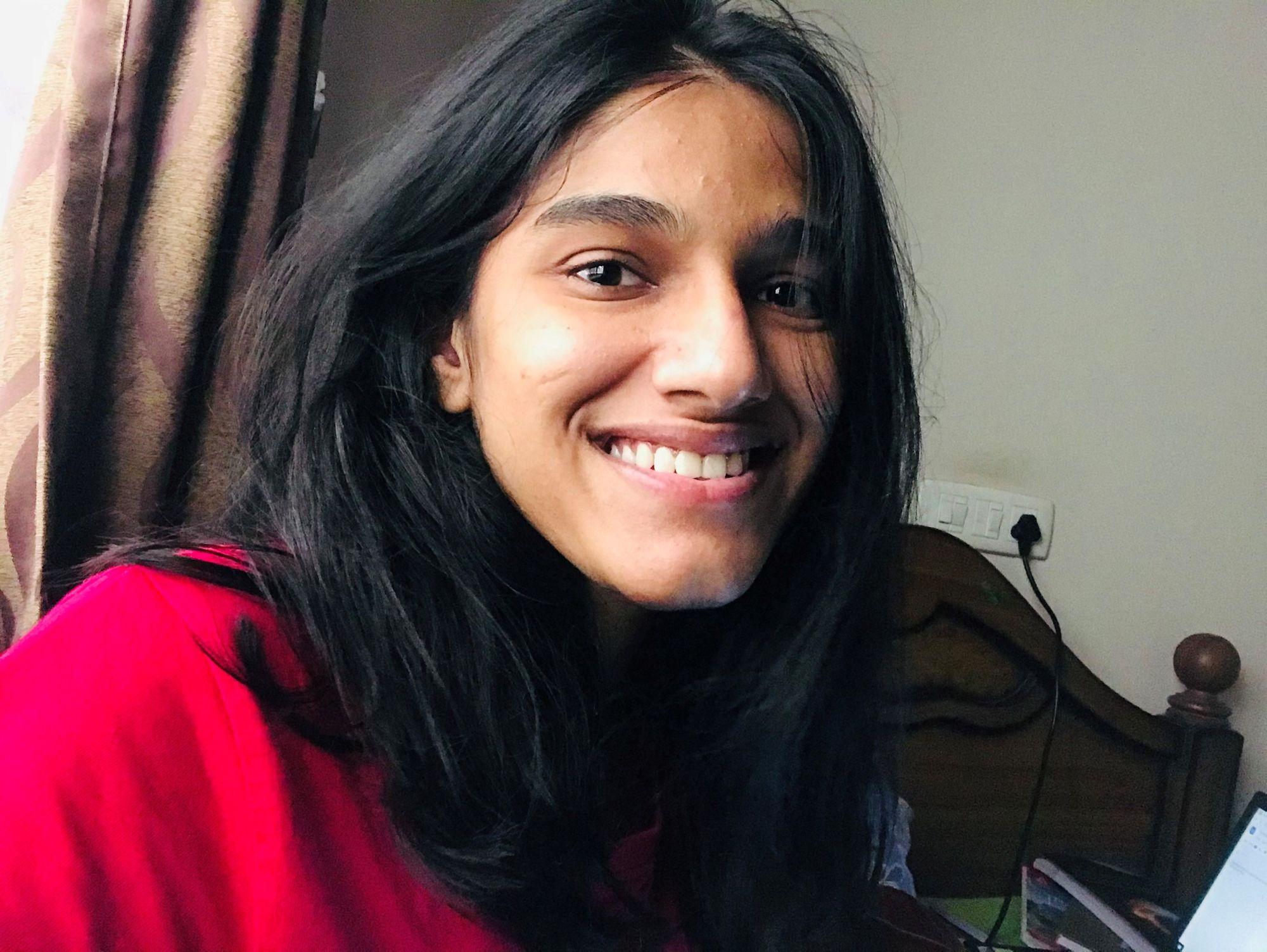 Abinaya Arangarajan