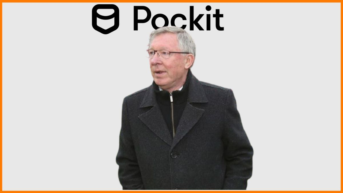 Alex Ferguson investment in Pockit