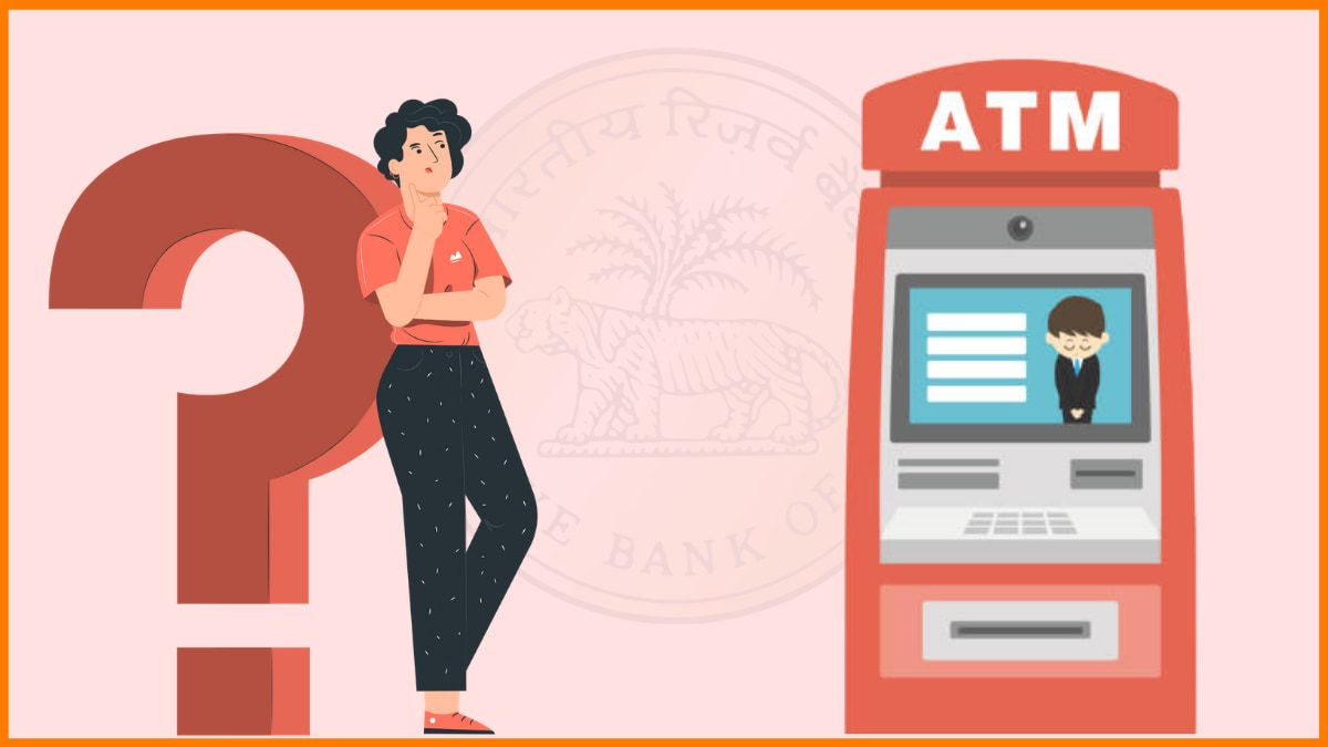 What are the Revised ATM Cash Withdrawal charges and List of all the charges revised by RBI