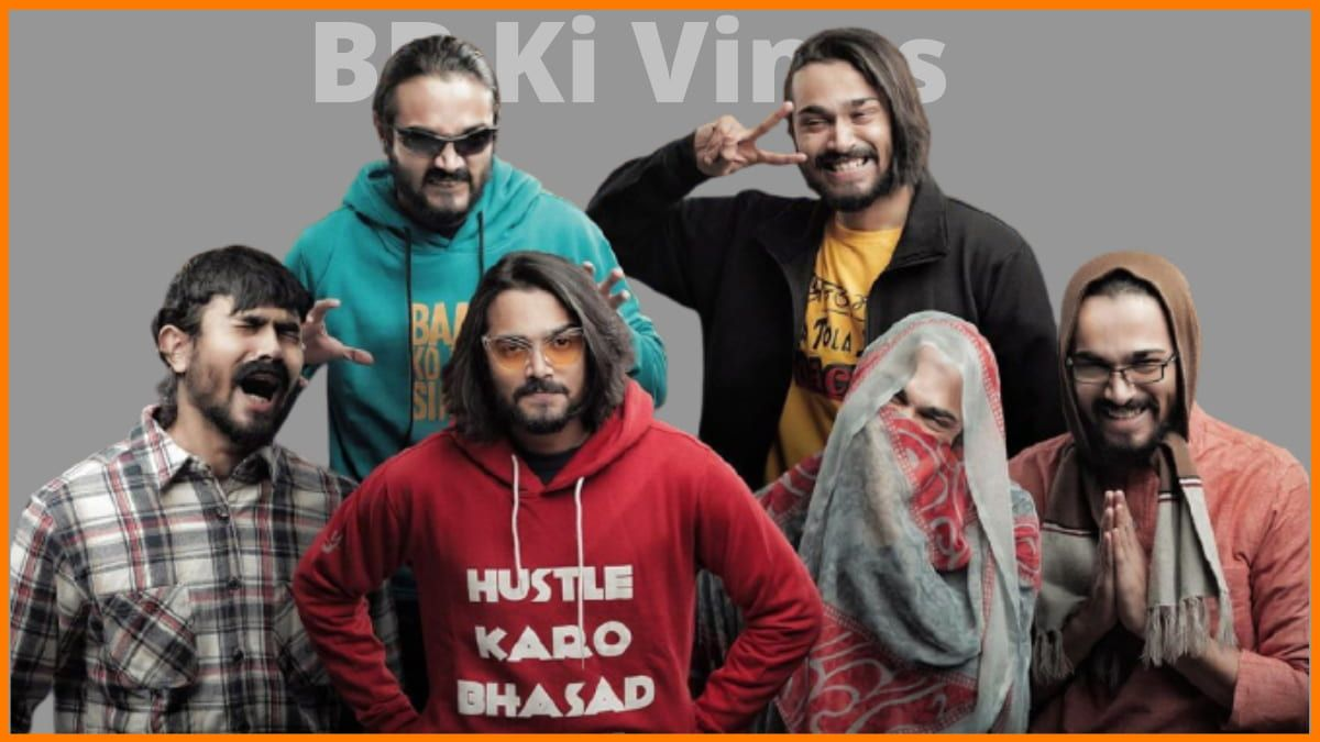 Bhuvan Bam - The First Indian to Set Foot on 10 Million Subscribers in YouTube