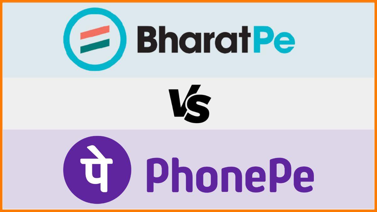 "The curious case of Bharat ""Pe"" - BharatPe Vs PhonePe case study"