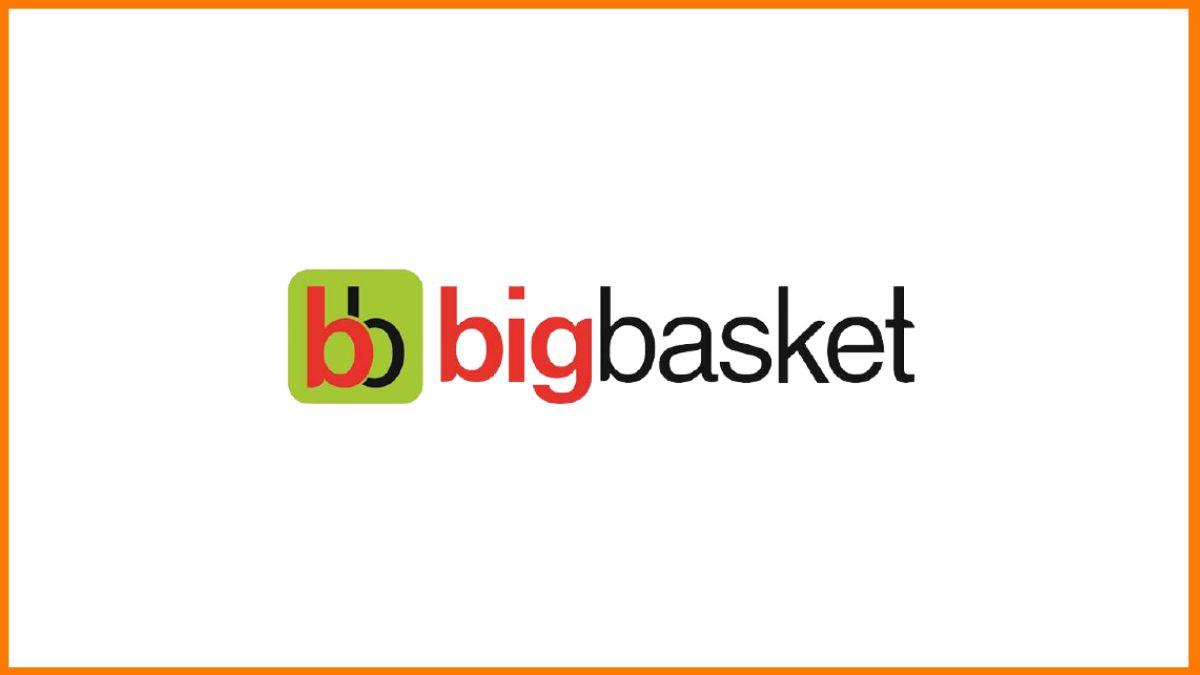 Bigbasket Logo | Best Startups of the Decade